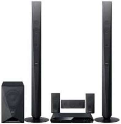 Sony DAV-DZ 650 home theater image 1
