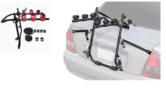 Rear Bike Rack Carrier