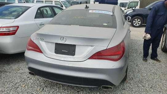 Mercedes-Benz CLA-Class image 4