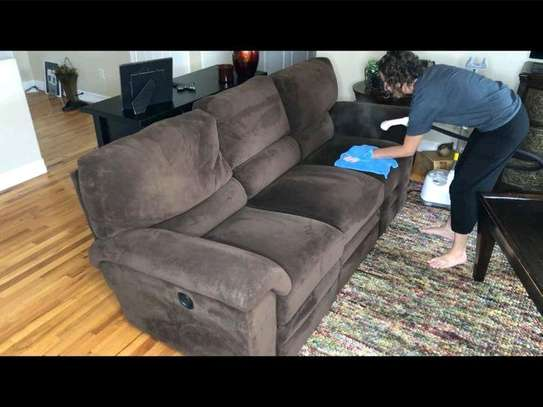 couch cleaning image 1