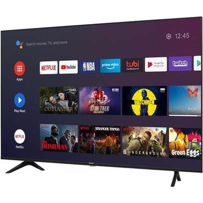 hisense 50 smart digital 4k frameless tv image 1