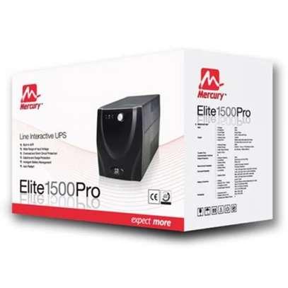 Mercury Elite 1500 Pro Line Interactive UPS image 1