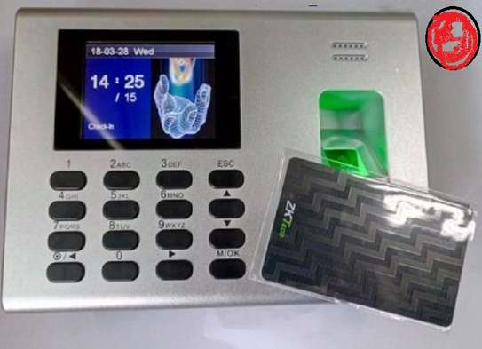 ZKTeco K40 Time Attendance And Access Control