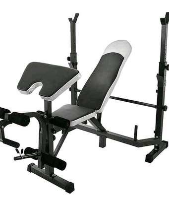 Multifunctional weight bench image 2