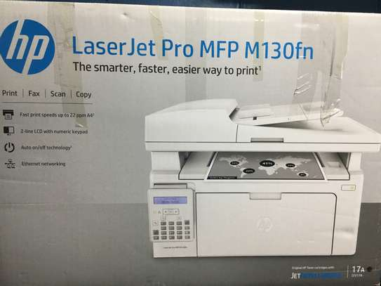 Hp laser jet pro MFP M130fn image 2