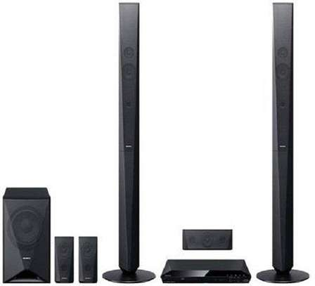Sony DZ650 home theater system image 1