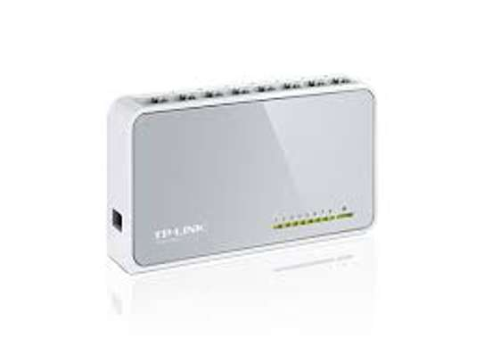 TP-Link TP-Link TL-SF1008D 8-Port 10/100Mbps Desktop Switch image 1