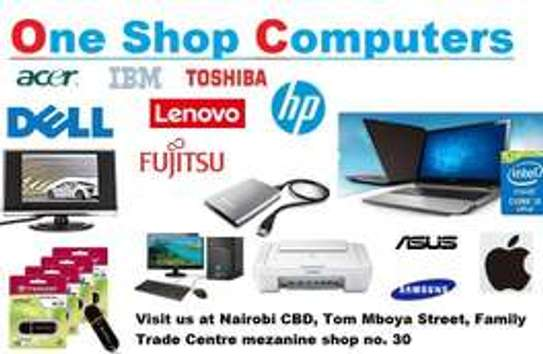 ONE SHOP COMPUTERS image 1