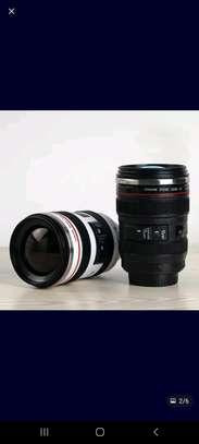 Coffee camera mug image 1