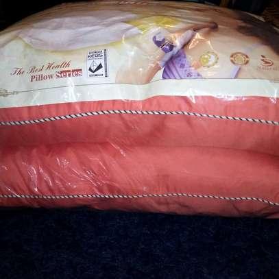 Fibre filled pillows image 5