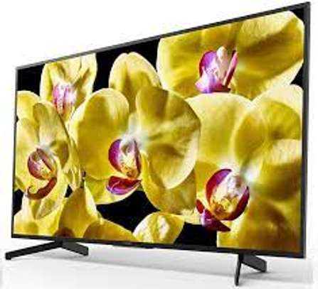 Sony 55 Inch Smart 4K Android TV KD55X8000G image 1