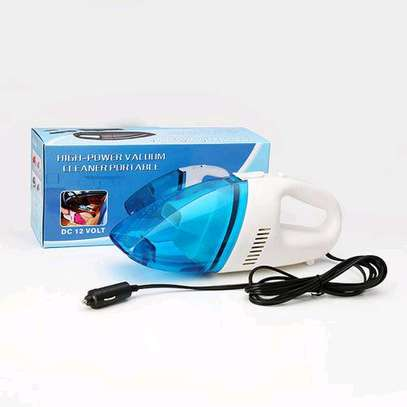 Handheld vacuum cleaner image 1
