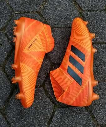 Adidas NEMEZIZ 18+ FG Soccer Boots image 2