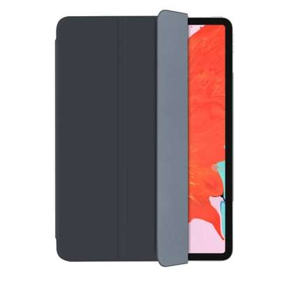 MUTURAL Auto Wake Sleep Stand Smart Leather Tablet Case for iPad 10.2 With Pencil Holder image 1