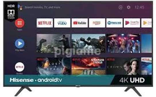 Hisense 58 Inches Android 4K UHD Smart Tv