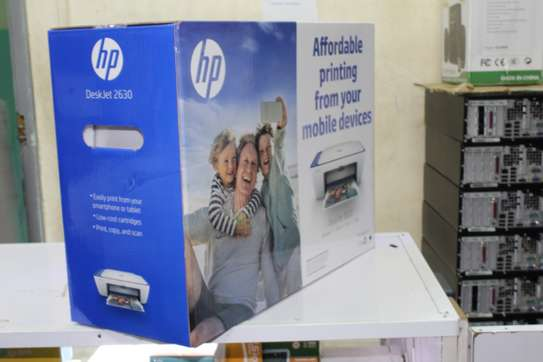 HP DeskJet 2630 Wireless All-In-One Printer image 1