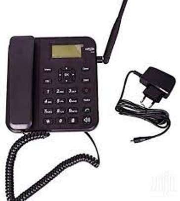 GSM Fixed Desk Phone image 1