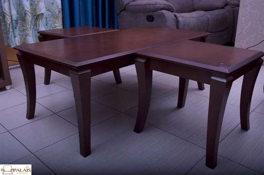 Archie Wooden Coffee Table