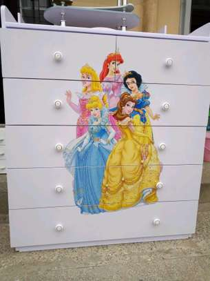 Specious chest of drawer image 1