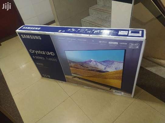 "Samsung 55"" Class TU8000 Crystal UHD 4K Smart TV image 6"