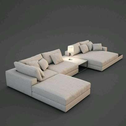 L_shape sofa image 1