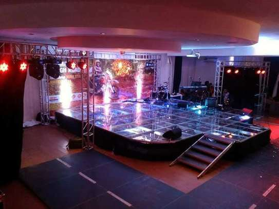 Hire Staging & Truss | Lighting, Sound & Rigging image 4