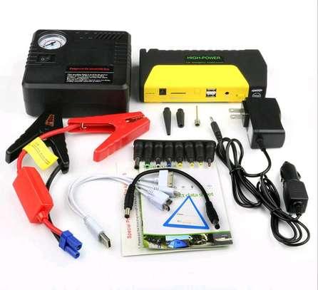 Portable Car jump starter kit image 2