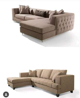 L- Shape Sofa (High-End) image 2