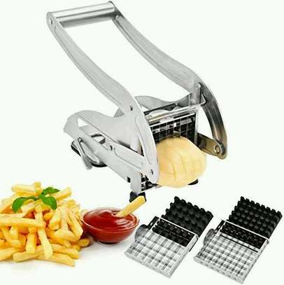 Stainless chips cutter image 1