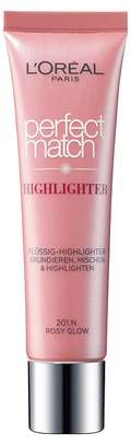 L'Oreal Perfect Match Highlighter Rosy Glow. image 1