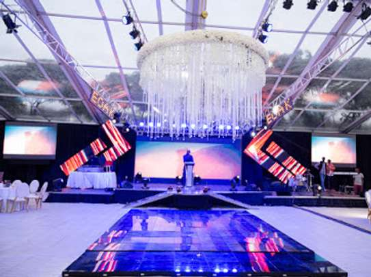 stage and trussing for hire image 2