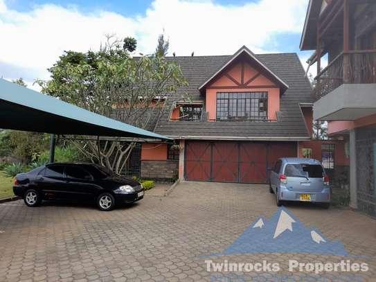 2 bedroom house for rent in Karen image 1