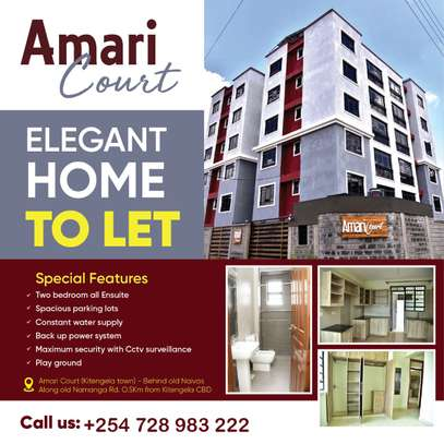 Executive two bedroom apartment ready to let. image 10