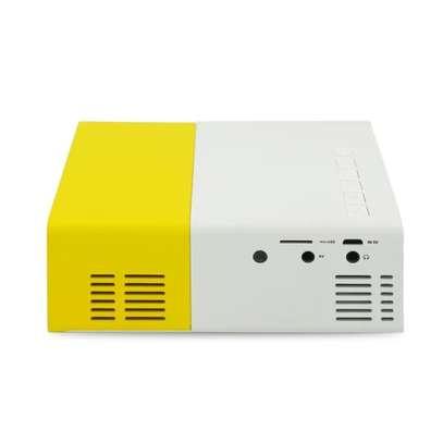LEJIADA YG300 Pro LED Mini Projector image 2