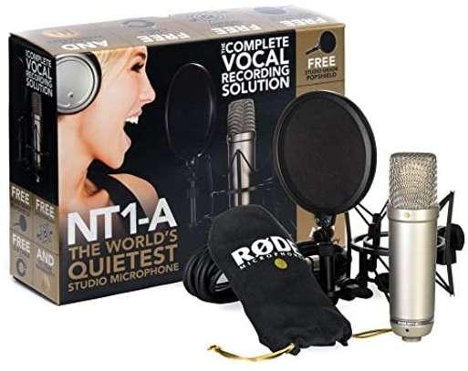 condenser microphone image 1