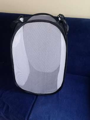 Foldable Pop-up mesh basket