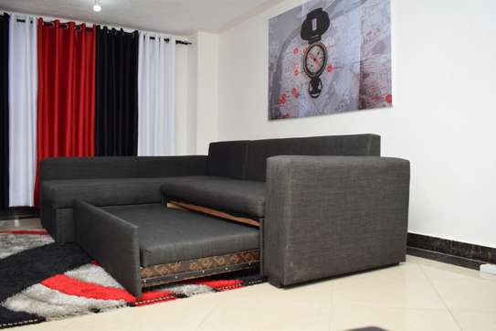 Sofabed with Storage Space image 7