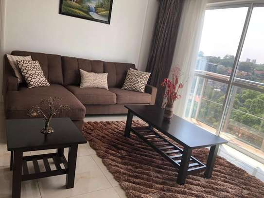 Furnished 2 bedroom apartment for rent in Rhapta Road image 7