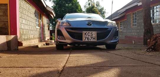 Mazda Axela for hire image 2