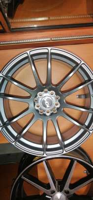 Offset Rims size (18),  for Crown, Subaru, Legacy, Harrier. image 2