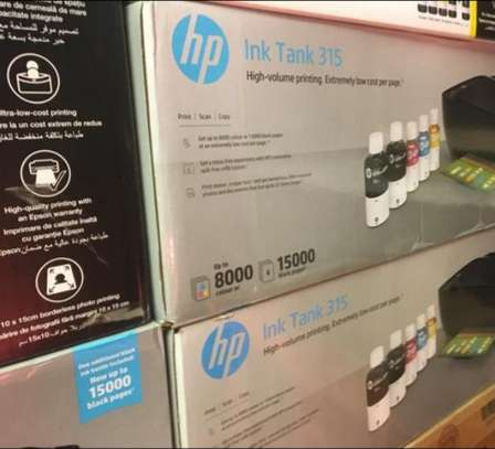 Hp 315 Ink tank Printer image 1