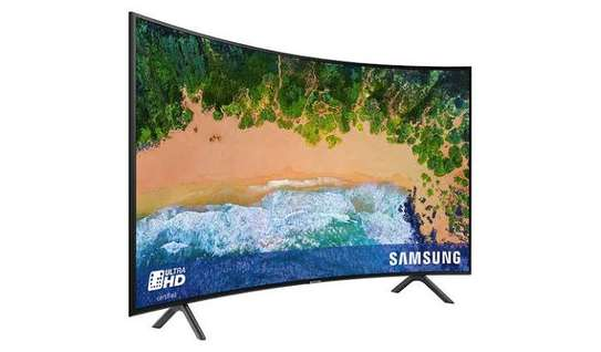 Samsung digital smart curved 4k 49 inches image 1