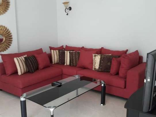 Furnished 2 bedroom apartment for rent in Kileleshwa image 1