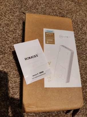 Romoss Powerbank Sense 8 30000 MAh Fast Charge 3Input Port Power Bank image 2