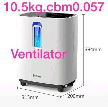 Oxygen Concentrator, Oxygen Ventilator image 1
