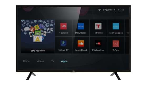 "32"" TCL Smart Android HD TV"