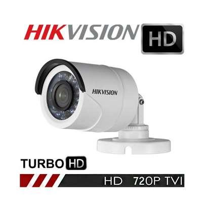 Hikvision 1MP (720P) Turbo HD Night Vision Bullet Camera image 1
