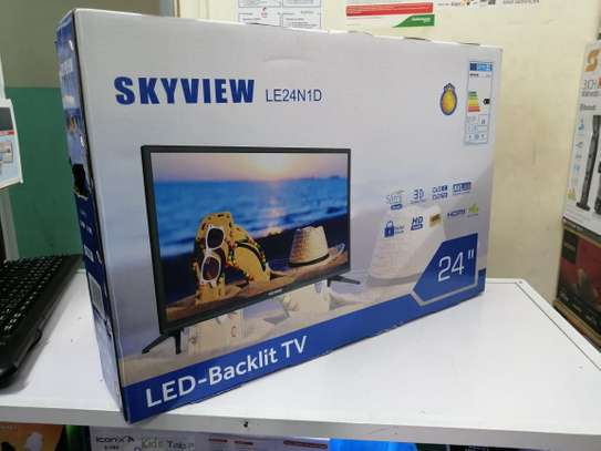 24 inch Skyview Digital LED TV- Brand New Sealed image 2