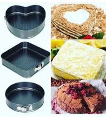 Baking tins 3 in 1