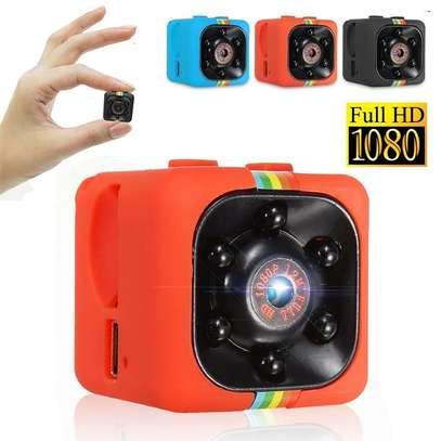 SQ11 Mini Camera 1080P Full HD Car DVR Camcorder image 2